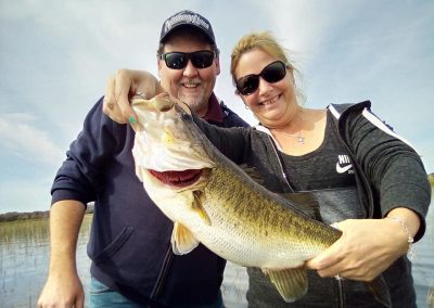 wife-and-husband-and-bass