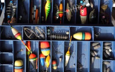 Lake Toho Bass Charters & the Baits to Use