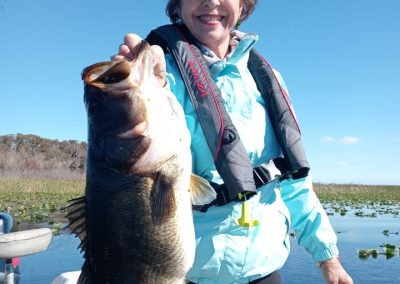 Fishing Report Lake Toho