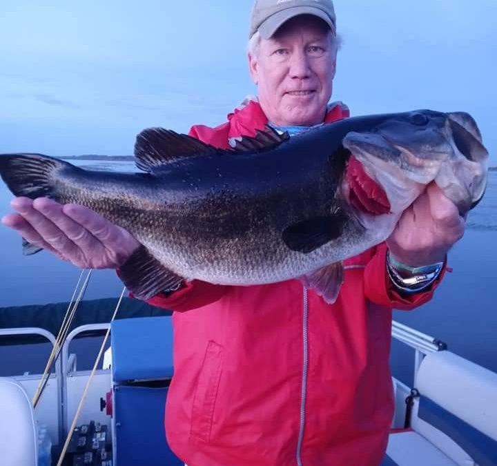 Lake Fishing Charter